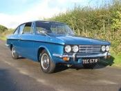 Sunbeam Rapier & H120 1968-